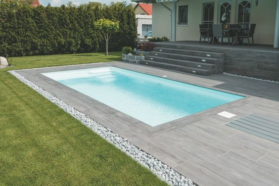 Pin by Samse Matériaux on Idée déco piscine Pinterest Swimming - solar fur pool selber bauen