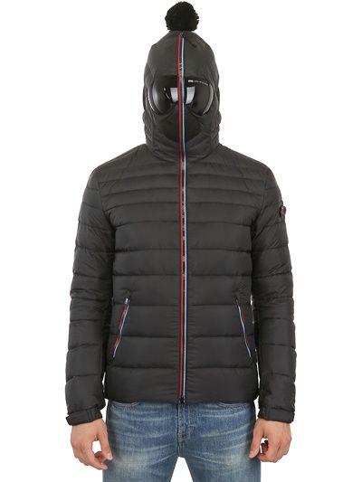 Riders On The Storm Nylon Winter Jacket on http://www.drlima.net
