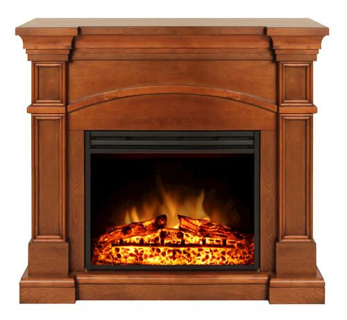 Muskoka 174 Oberon Electric Fireplace At Menards Things I
