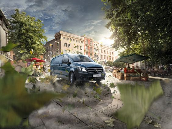 Nasceu o Vito, o mais novo integrante da família de Vans Mercedes-Benz. Venha se surpreender com ele: www.novovito.com.br