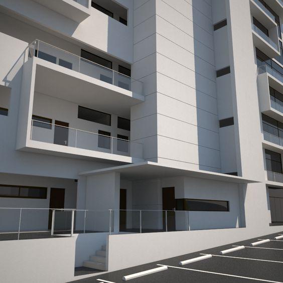 Proyecto Balcones, Monterrey N.L. Mexico by alick asociados arquitectos 2012