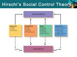 a paper on travis hirschis social bonding theory Assumptions of social bonding and control theory of delinquency focusing predominantly on the formulations of walter reckless (1956) and travis hirschi (1969.
