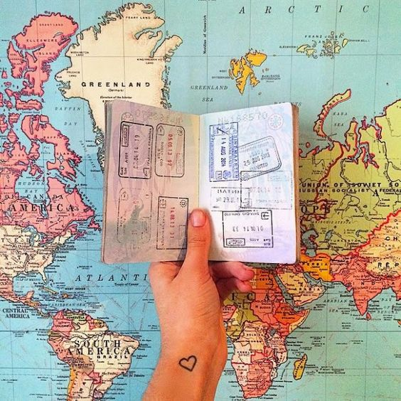Despite what you think, you don't have to be rich to travel. You don't need a lot of money at all. If you budget right, do your research and plan ahead, you may not even have to spend anything. That's