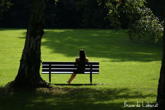 Après midi au parc
