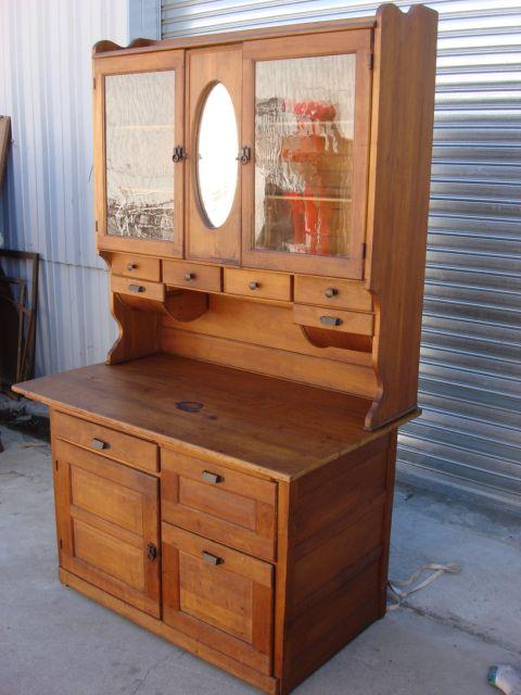 Best 1910 Kitchn American Antique Hoosier Cabinet Kitchen 400 x 300