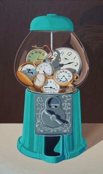 Buy Some Time by Scott Paulk - Sugarman Peterson Gallery