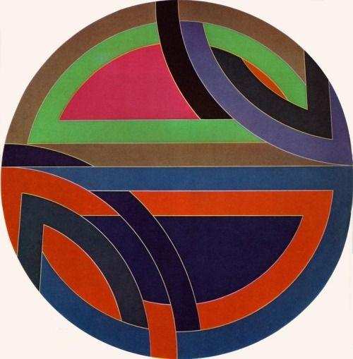 Frank Stella - Sinjerli Variation IV 1968 (cavetocanvas)