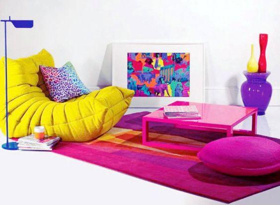 Inspiração #pop #art na #decor.