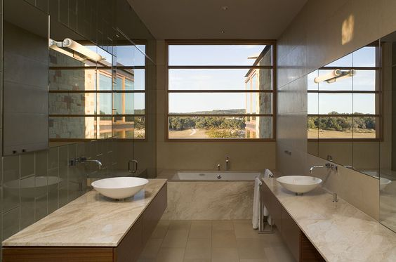 love this bathroom.  I need 2 sinks and they should be far apart!