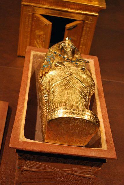 Exposicio Tutankamon BCN | Por: Miquel JP
