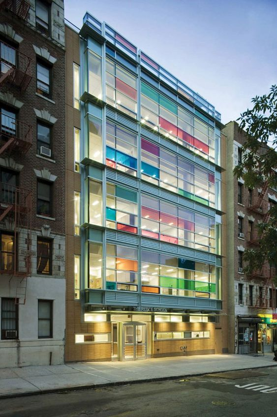 The Reece School in New York by Platt Byard Dovell White Architects