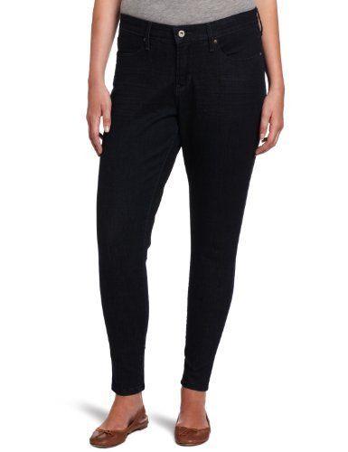 Levis Womens Plus-Size Slim Jegging Levis. $47.99. Straight leg. 84% Cotton/14% Polyester/2% Spandex. High rise, skinny fit. Machine Wash