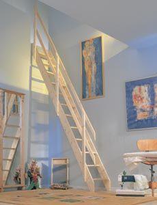 ladder stairs