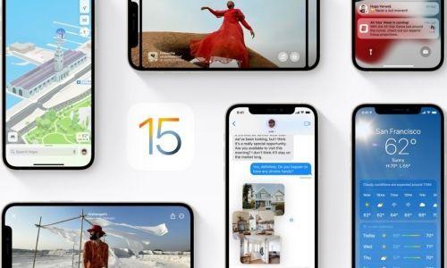 iOS 15 Güncellemesi Alacak iPhone Modelleri