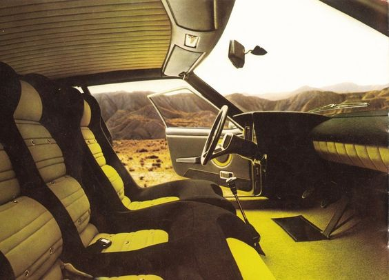 1973 - Matra-Simca  Bagheera