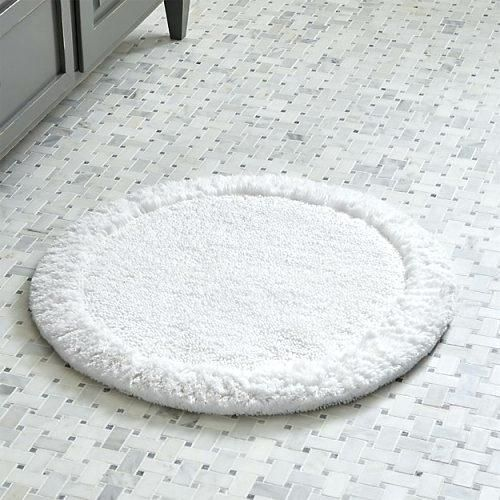 42 Beautiful Round Bathroom Rug It S