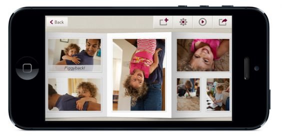 The new Story app from Disney: A really great way to organize and share your iPhone photos.