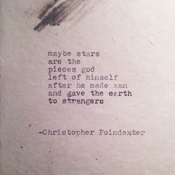 christopher poindexter quotes | Find your favorites here: Christopherspoetry Shop
