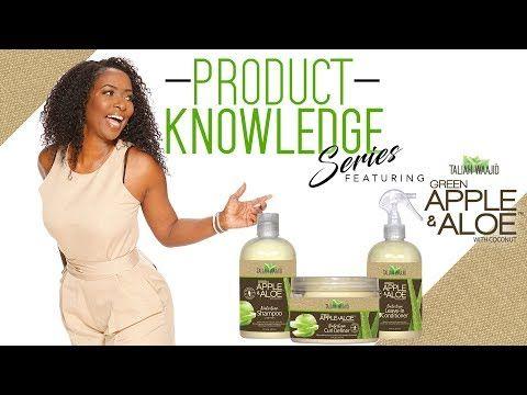 Green Apple Aloe Nutrition Curl Definer 12oz Hair Care Regimen Strong Hair Thick Hair Styles