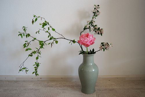 Flower arrangement with Peony | Flickr : partage de photos !