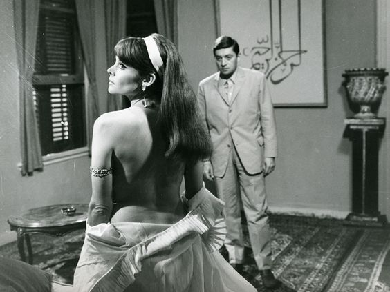 L'immortelle (Alain Robbe-Grillet, 1963)
