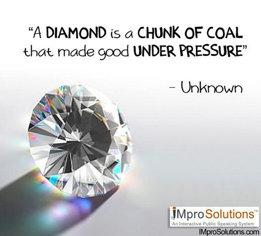 Pressure Makes Diamond: Pinterest • The World's Catalog Of Ideas