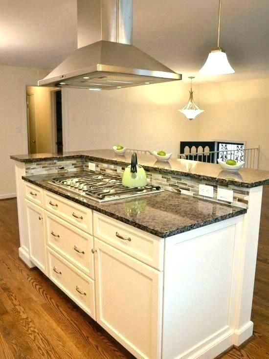Kitchen Island With Range And Oven Stove Top Covers Islands Wi Kitchen Island With Cooktop Kitchen Layout Kitchen Island With Stove