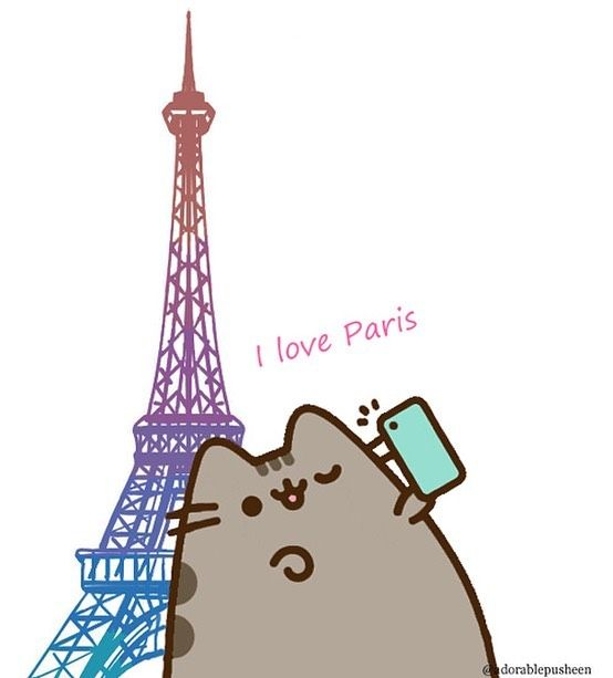 Theresa On Instagram I Paris Pusheens Pusheen Pusheencat Pusheenthecat Pusheenbox Pusheenplush Pusheenlove A Pusheen Cute Pusheen Love Pusheen Cat