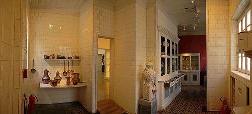 Cozinha Antiga - Museu do Açude - Castro Maia - Floresta da Tijuca - Alto da Boa Vista - Rio de Janeiro - Brasil