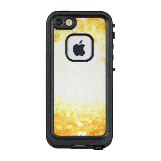 Pure Gold Dream Light Effect Lifeproof Iphone Case Lifeproof Iphone Case Iphone Lifeproof Case