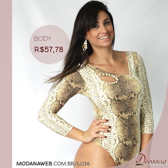#Bodies é na #Dressas! Compre agora no atacado online através da loja virtual e receba seus produtos sem sair de casa. Nós entregamos para todo Brasil, aproveite essas vantagens e seja uma revendedora de sucesso! :D goo.gl/A0DCnQ Wpp: (21) 98102-7316 #ModaNaWeb #OutonoInverno #Revenda #ModaFeminina
