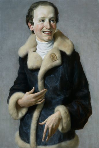 John Currin  Google Image Result for http://25.media.tumblr.com/tumblr_lgc02lxhpI1qd73hvo1_400.jpg: