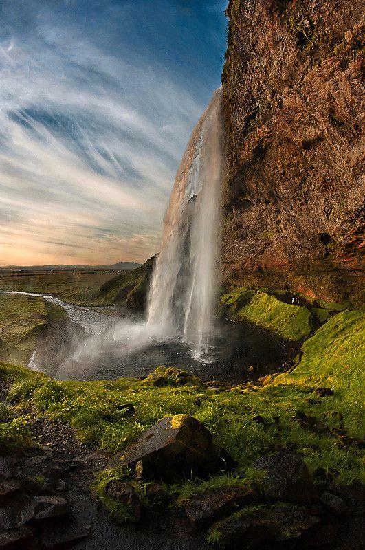 Seljalandsfoss by Thomas Buchmann on 500px