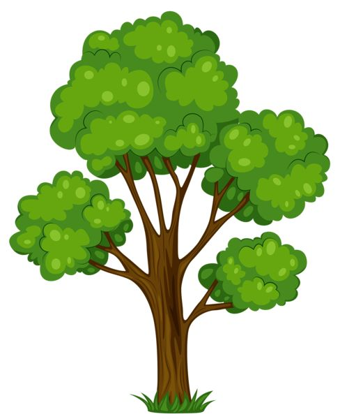 clipart of tree - photo #15