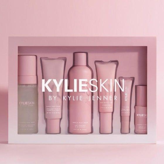 Kylie Skin Set By Kylie Skin Kylie Skin Line Kylie Jenner
