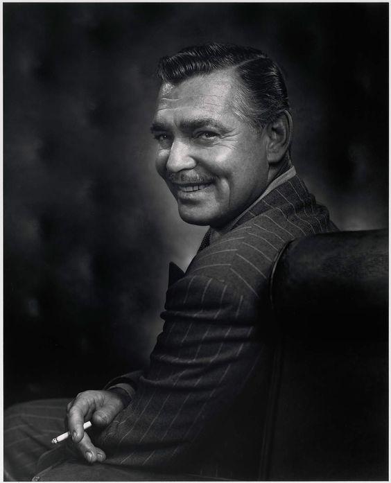 Clark Gable | Museum of Fine Arts, Boston