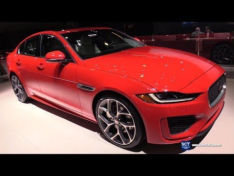 2019 Jaguar Xe P300 S Exterior And Interior Walkaround 2019 New York Auto Show Youtube Autos Videos