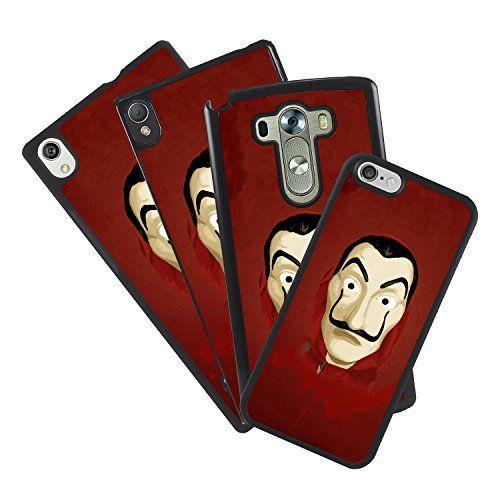 Careta Mascara Oficial La Casa De Papel Salvador Dali Disfraceslandia Fundas Iphone 5c Casa De Papel