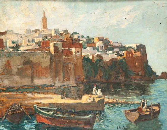 Henri Pontoy - Les Oudaïas