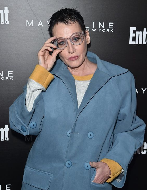 Pin for Later: The Cast of Orange Is the New Black Stepped Out in Full Force at This Pre-SAG Awards Bash  Pictured: Lori Petty