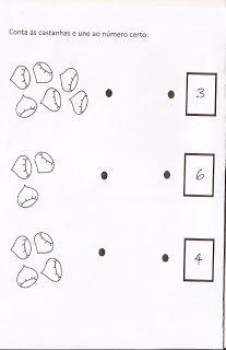Unidade Apoio Multideficiência - EB1 José Garcês: Tema:as castanhas/São Martinho
