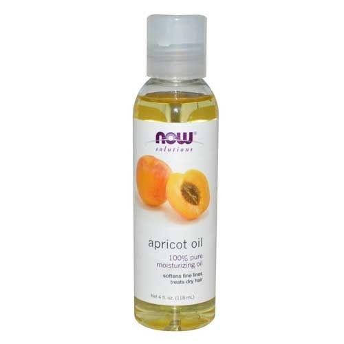 Now Foods Apricot Kernel Oil 4 Fl Oz: