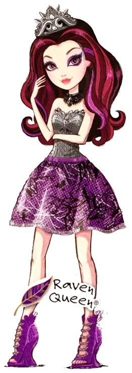 Raven Ever After High And On Pinterest