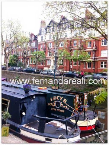 London, London - Little Venice