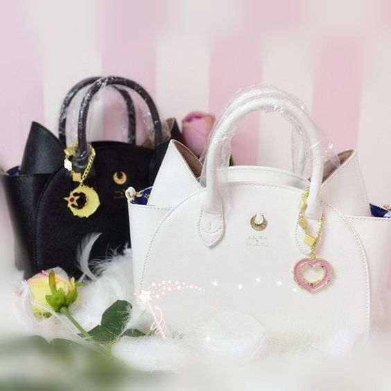 """Anime sailor moon bag - Use the code """"batty"""" at Sanrense for 10% off your order!"""