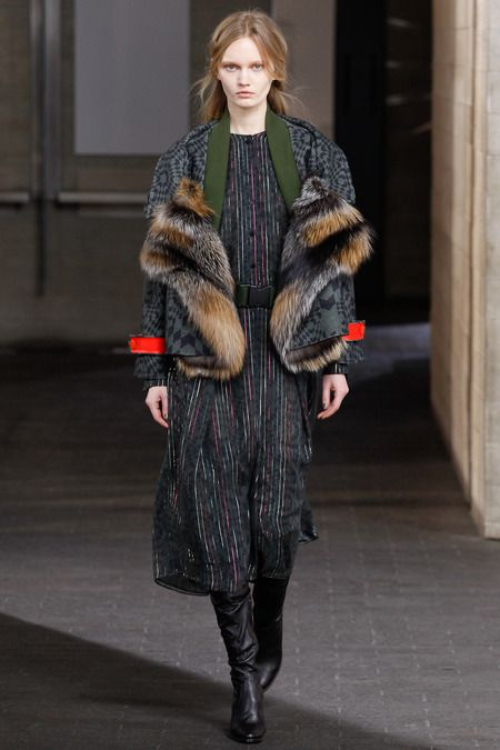 Preen by Thornton Bregazzi | Fall 2014 Ready-to-Wear Collection | Style.com