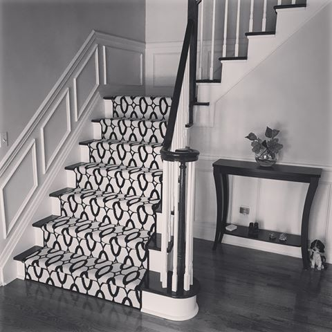 How To Choose Personalized Rugs For Churches Stair Runner Black