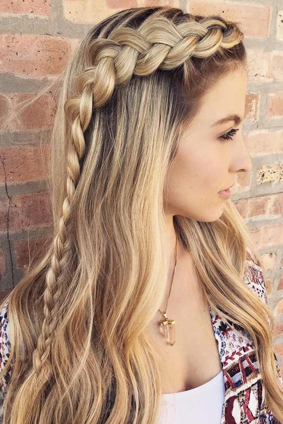 Graduation Hairstyle For Long Hair : Hairstyles graduation most