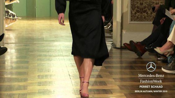 PERRET SCHAAD: Mercedes-Benz Fashion Week Berlin AW 2015