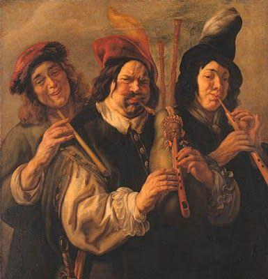 Jacob Jordaens (1593-1678) Flemish Baroque Painter